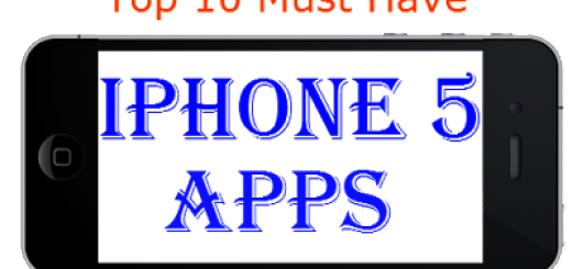 Top 10 Must Have Best Apps For iPhone 5
