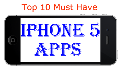 must have apps for iphone top 10 must best apps for iphone 5 2336