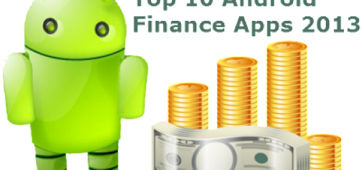 Top 10 Must Have Android Finance Apps 2013