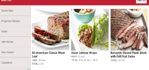 Top 10 Best Android Apps for Recipes