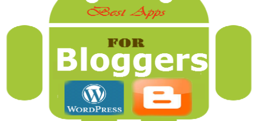 Top 10 Best Android Mobile Apps for Bloggers