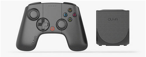 Ouya Android games console turned black