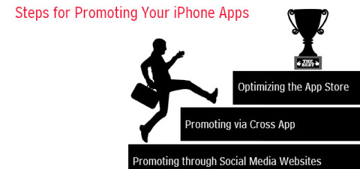 Steps for Promoting Your iPhone Apps