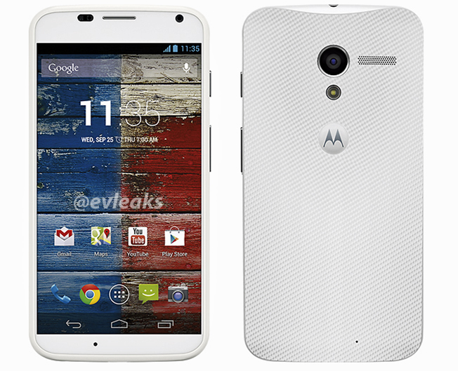 Moto X+1 the successor of Moto X