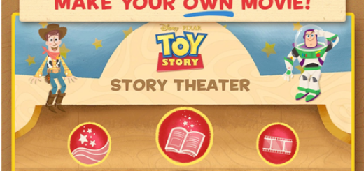 Toy Story Story Theater