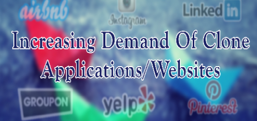 Increasing demand of clone applications or websites
