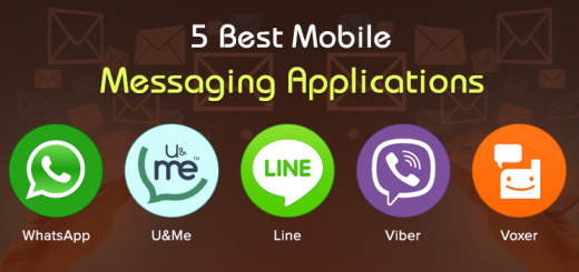 5 Best Mobile Messaging Applications that offer more than just messaging