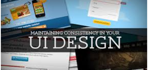 Maintain Consistency in UI Design
