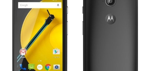 Whats new in new moto e then its predecessor