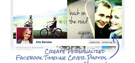 Timeline Cover Photo Maker on iOS