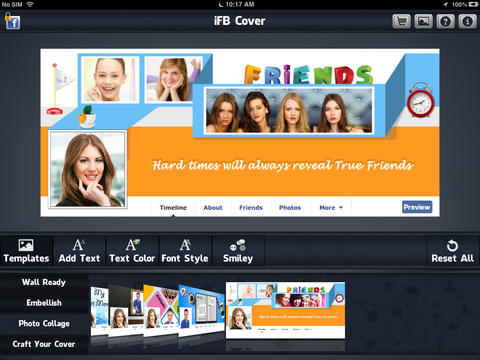 iFB Cover for iPad