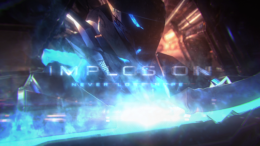 Implosion Never Lose Hope App for the Curved Samsung Galaxy S6 Edge Plus