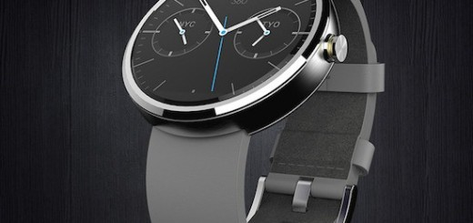 Moto 360 most attractive smartwatch