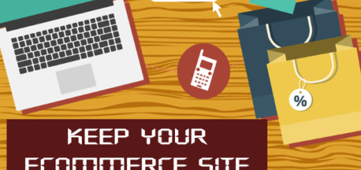 Keep Your Ecommerce Site Safe and Secure [Infographic]