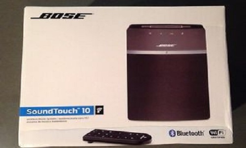 Bose Sound Touch 10 Wireless Speakers