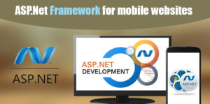 Mobile website framework