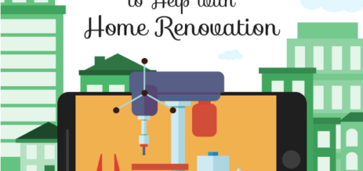 10 Apps to Help with Home Renovation- Infographic