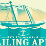 10 Essential Sailing Apps- Infographic - Techknol.net