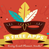 8 Free Apps Every Event Planner Needs- Infographic - Techknol.net