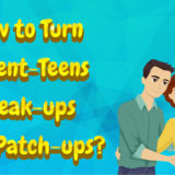 How Can Parents Sustain Healthy Relations With Their Teens