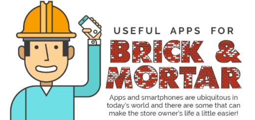 Useful Apps for Retailers- Infographic - Techknol.net