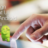 Great UI Android Apps